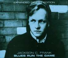 Jackson C. Frank: Blues Run The Game - Deluxe Edition, 2 CDs
