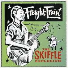 Freight Train - The Skiffle Explosion, 2 CDs