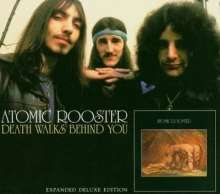Atomic Rooster: Death Walks Behind You (Expanded Deluxe Edition), CD