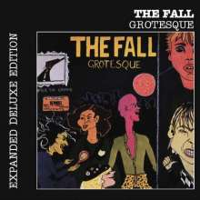 The Fall: Grotesque - Expanded Deluxe Edition, CD
