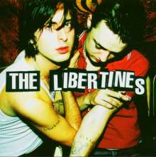 The Libertines: The Libertines, CD