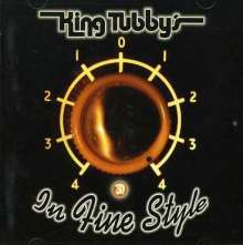 King Tubby: In Fine Style, 2 CDs
