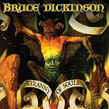 Bruce Dickinson: Tyranny Of Souls, CD