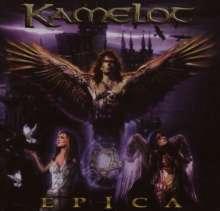 Kamelot: Epica - New Version, CD