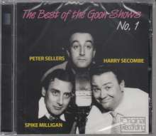 The Goons: The Best Of The Goon Shows No.1, CD