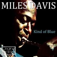 Miles Davis (1926-1991): Kind Of Blue, CD