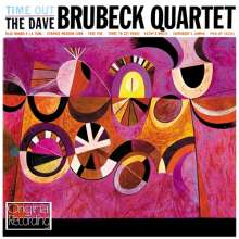 Dave Brubeck (1920-2012): Time Out, CD