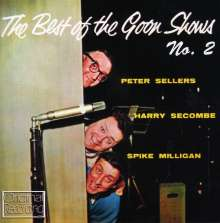 The Goons: Best Of The Goon Shows Vol.2, CD