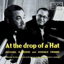 Flanders & Swann: At The Drop Of A Hat, CD