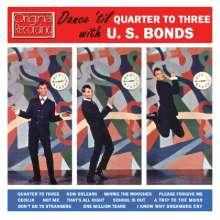 Gary U.S.Bonds: Dance 'Till Quarter To Three, CD