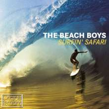 The Beach Boys: Surfin' Safari +Bonus, CD