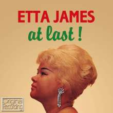 Etta James: At Last, CD