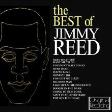 Jimmy Reed: Best of Jimmy Reed, CD
