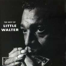 Little Walter (Marion Walter Jacobs): The Best Of Little Walter, CD
