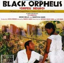 Antonio Carlos Jobim & Luiz Bonfa: Filmmusik: Black Orpheus, CD