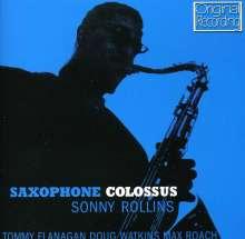 Sonny Rollins (geb. 1930): Saxophone Colossus, CD