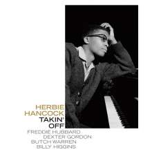 Herbie Hancock (geb. 1940): Takin' Off, CD