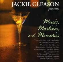 Jackie Gleason (1916-1987): Music Martinis & Memories, CD