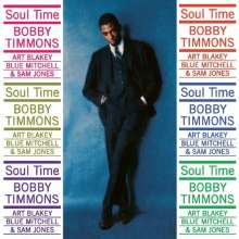 Bobby Timmons (1935-1974): Soul Time, CD