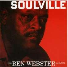 Ben Webster (1909-1973): Soulville, CD