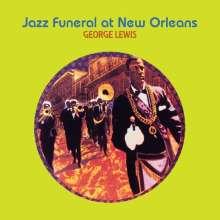 George Lewis (Clarinet) (1900-1968): Jazz Funeral At New Orleans, CD