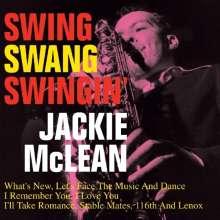 Jackie McLean (1931-2006): Swing Swang Swingin', CD