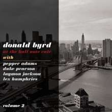 Donald Byrd (1932-2013): At The Half Note Cafe Volume 2, CD