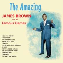 James Brown: The Amazing James Brown, CD
