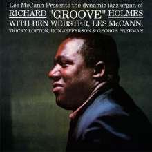 Richard 'Groove' Holmes (1931-1991): Groove, CD