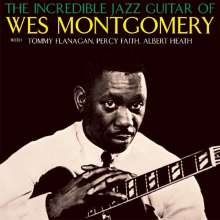Wes Montgomery (1925-1968): The Incredible Jazz Guitar Of Wes Montgomery, CD