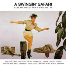 Bert Kaempfert (1923-1980): A Swingin' Safari, CD