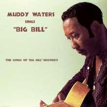 Muddy Waters: Sings Big Bill, CD