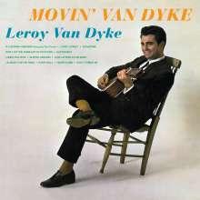 Leroy Van Dyke: Movin', CD