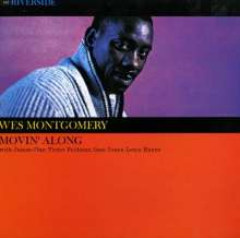 Wes Montgomery (1925-1968): Movin' Along, CD