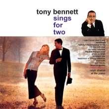 Tony Bennett (geb. 1926): Sings For Two, CD