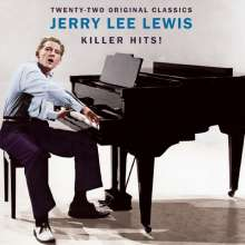 Jerry Lee Lewis: Killer Hits, CD