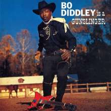 Bo Diddley: Bo Diddley Is A Gunslinger, CD