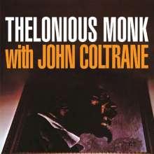 Thelonious Monk & John Coltrane: Monk With John Coltrane, CD