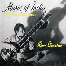 Ravi Shankar (1920-2012): Music Of India: Three Classical Ragas, CD