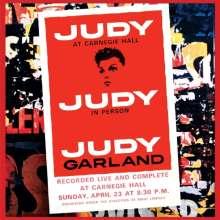 Judy Garland: At Carnegie Hall, 2 CDs