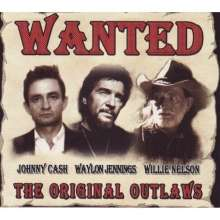 Cash / Jennings / Nelso: Wanted: The Original Ou, 3 CDs