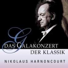 Nikolaus Harnoncourt - Das Galakonzert der Klassik, CD