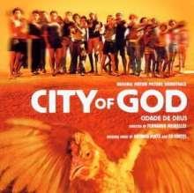 Filmmusik: City Of God, CD