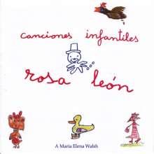 Rosa Leon: Canciones Infantiles, CD