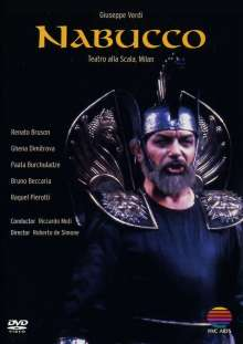 Giuseppe Verdi (1813-1901): Nabucco, DVD
