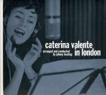 Caterina Valente: Caterina Valente In London, CD