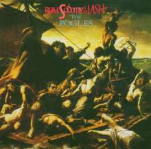 Pogues: Rum, Sodomy & The Lash (Expanded & Remastered), CD