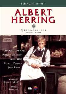 Benjamin Britten (1913-1976): Albert Herring, DVD
