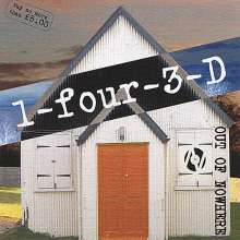 Out Of Nowhere: 1-Four-3-D, CD