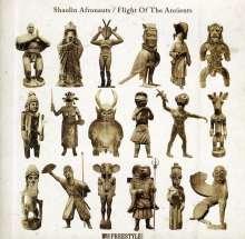The Shaolin Afronauts: Flight Of The Ancients, CD